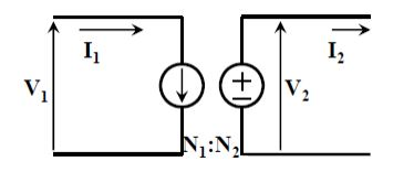 electrical equivalent circuit of transformer