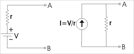 voltage to current source conversion