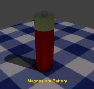 magnesium battery