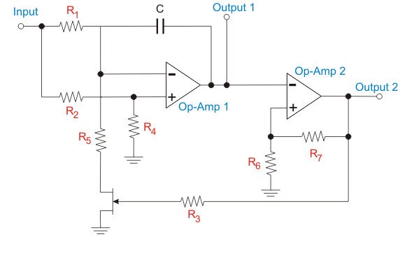 working principle of voltage controlled oscillator