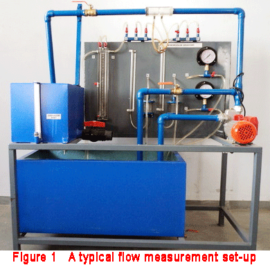 typical flow measurement