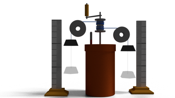 joule's experiment for determining mechanical equivalent of heat