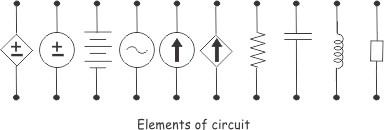 elements of circuit