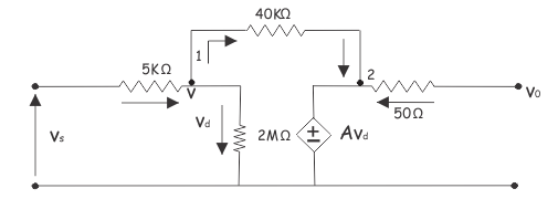 741 opamp circuit