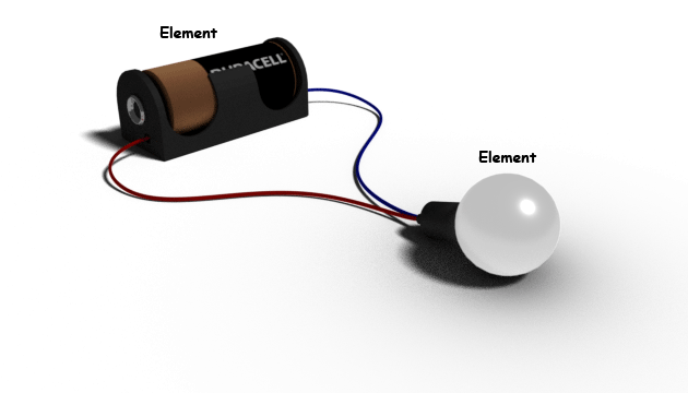 electric circuit elements