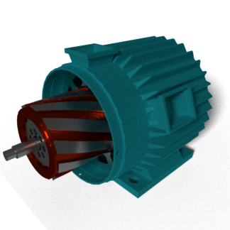 rotor of induction motor