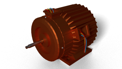 hree phase induction motor