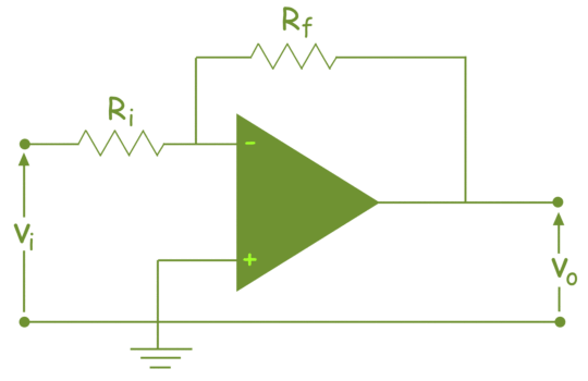 Summing Amplifier or Op Amp Adder