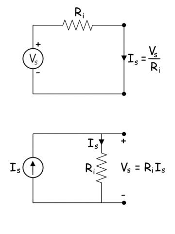Electrical Source Transformation