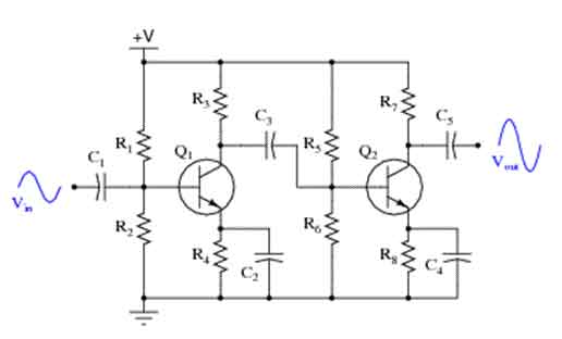 applications of bipolar junction transistor or bjt