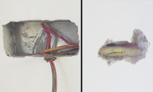 What is Concealed Wiring ? ~ AV TECHNICAL SERVICES
