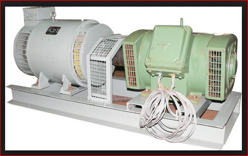 convert electric motor to generator