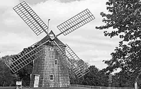 Horizontal Axis Windmill