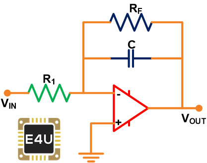 Active Integrator circuit