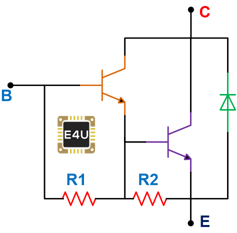 Equivalent Circuit of TIP120