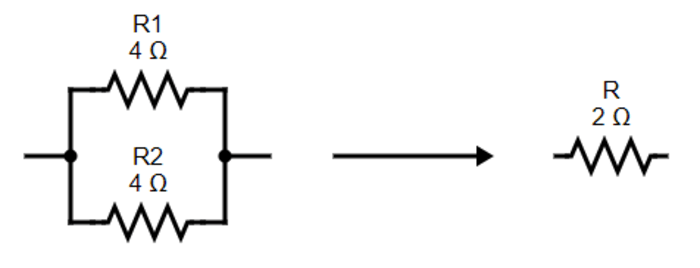 Equivalent Resistance For Paralle Circuit