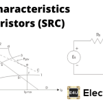 Gate Characteristics of SCR or Thyristor