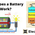 Battery Working Principle: How does a Battery Work?