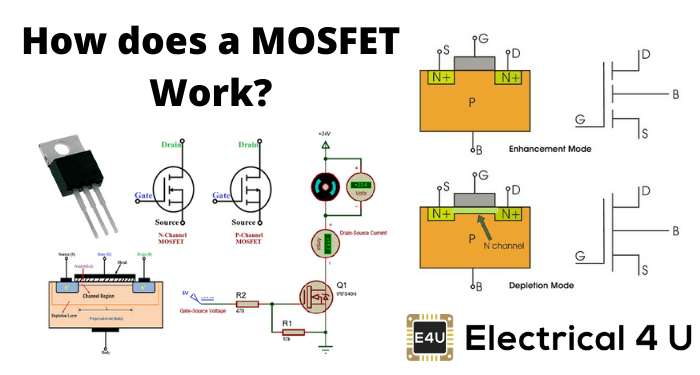 How Does A Mosfet Work