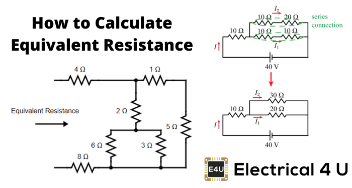 How To Calculate Equivalent Resistance