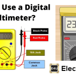 How to Use a Digital Multimeter?