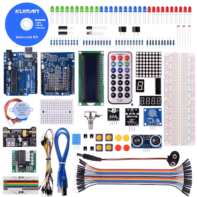 Kuman Arduino Starter Kit Accessories