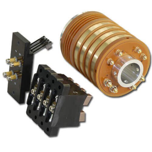 Mercury Contact Slip Ring