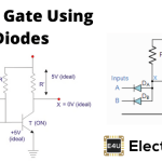 Diode and Transistor NAND Gate or DTL NAND Gate and NAND Gate ICs