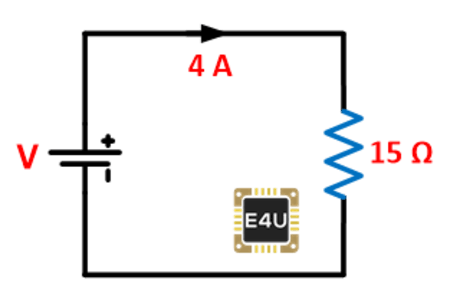 ohm's law example 1