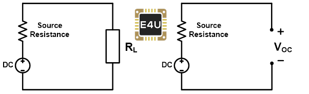 open circuit condition with single load