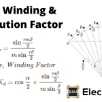 Winding Factor | Pitch Factor | Distribution Factor
