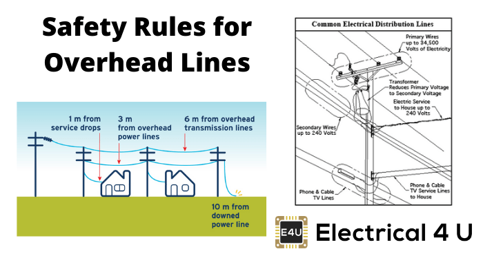 Safety Rules For Overhead Lines