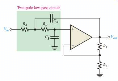 Active Low Pass Filter: Design and Applications | Electrical4U