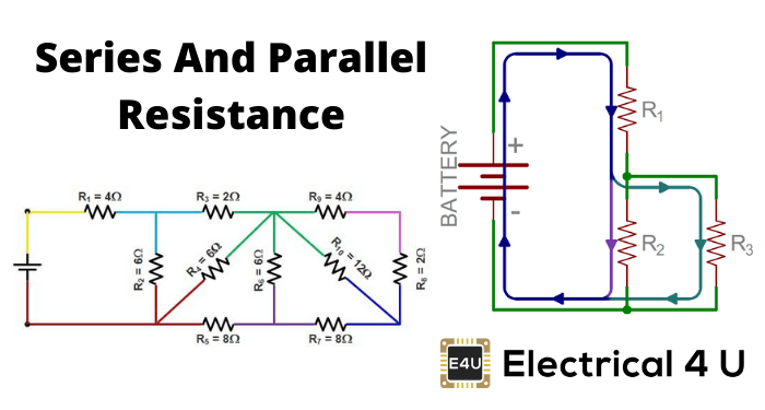 Series And Parallel Resistance