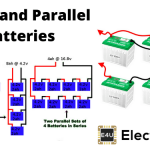 Batteries in Series and Batteries in Parallel