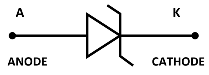 Symbol of Avalanche Diode