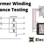 Winding Resistance Test of Transformer