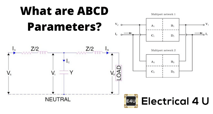 ABCD Parameters of Transmission Line (Theory & Examples)