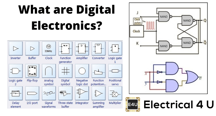 What Are Digital Electronics