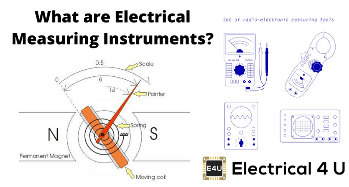 What Are Electrical Measuring Instruments