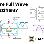 Full Wave Rectifier:  What is it? (Formula And Circuit Diagram)
