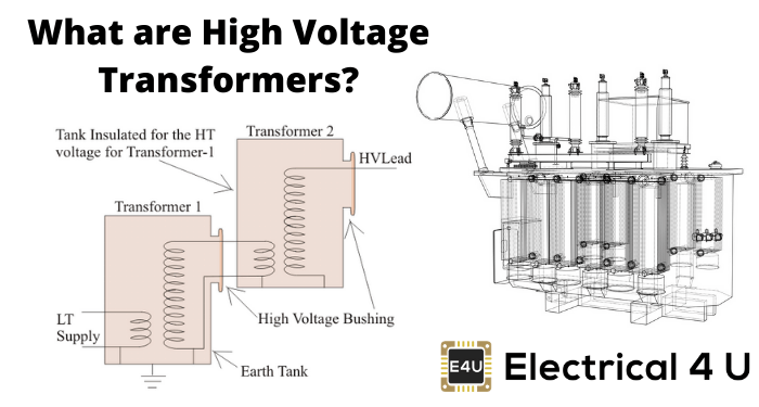 What Are High Voltage Transformers
