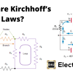 Kirchhoff Current Law and Kirchhoff Voltage Law