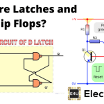 Latches and Flip Flops: What are they?