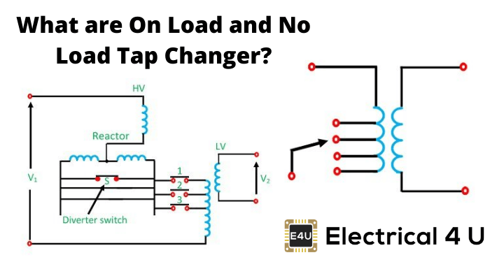 What Are On Load And No Load Tap Changer