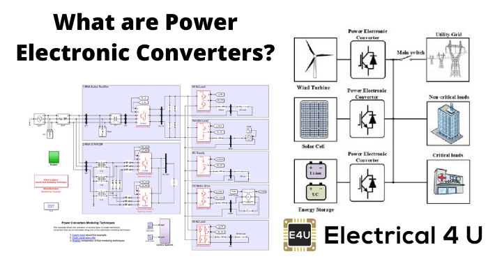 What Are Power Electronic Converters