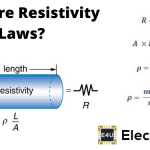 Resistivity Laws of Resistance and Unit of  Resistivity