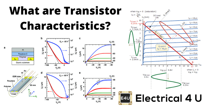 What Are Transistor Characteristics