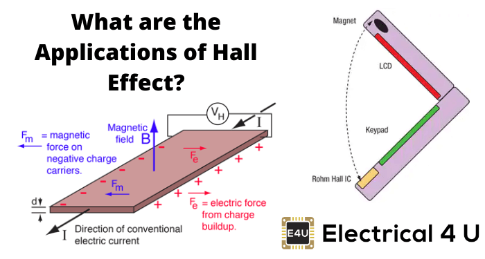 What Are The Applications Of Hall Effect