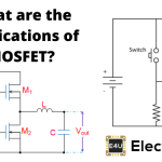 Applications of MOSFET